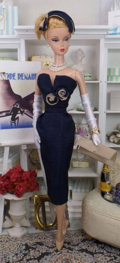 $116.97 Warm Deco for Silkstone Barbie OOAK Fashion for Dolls, Matisse