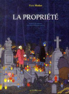 La propriété de Rutu Modan - Fauve d'Angoulême – Prix Spécial du Jury - 2014