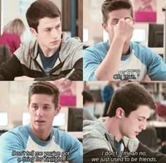Jeff and Clay - 13 Reasons Why