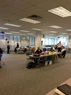 Sandy City set up its emergency operations center and joint information center during Wednesday's #Shakeout. Nice!