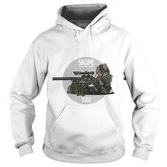 a434ab0a Cool and Awesome Tactical Teddies Sniper Woodland Shirt Hoodie