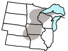 Lake Superior Agate Distribution