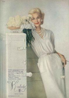 Sunny Harnett, Vogue 1958
