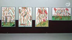 Image result for ilya kabakov paintings