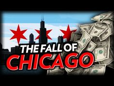 The Fall of Chicago. There Will Be No Economic Recovery. - YouTube