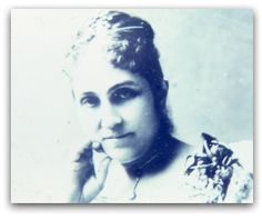 """Phoebe Hearst was one of the earliest of those in the United States to accept the Bahá'í Faith. During 1898 and 1899 she brought the first group of fifteen Western Bahá'í pilgrims to the Holy Land. During His stay in California 'Abdu'l-Bahá accepted Mrs. Hearst's invitation to visit her and He spent three days from 13-16 October in her home in Pleasanton known as """"Hacienda del Pozo de Verona.""""    Mrs. Hearst was the wife of Senator George Hearst, and mother of William Randolph Hearst."""