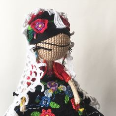 kukukolki crochet doll art