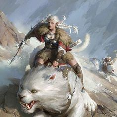 ArtStation - senfeng chen Daily Fantasy, High Fantasy, Fantasy Art, Orc Warrior, Fantasy Warrior, Character Concept, Character Art, Concept Art, Supernatural