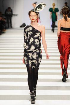 Fashion Studio Magazine: JC de CASTELBAJAC FASHION SHOW - AW 2011