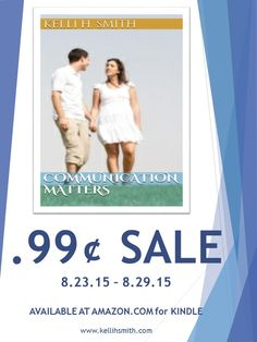 Save 67% off the retail price for 1 week only.  Get the book that's on everyone's must read list.  Learn practical tools to improve communication in your relationship.