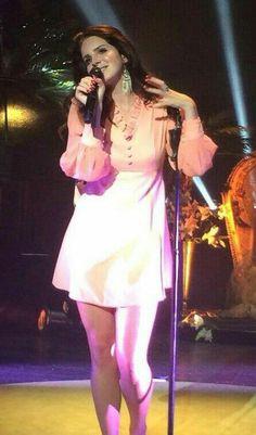 Lana Del Rey at The Fillmore – Miami, USA (April 27)