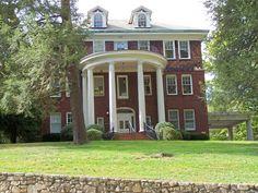 House in Monford Neighborhood of Asheville, NC