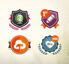 ClassLink Achievement Badges | Ember Studio