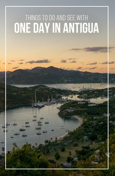 Whether you are staying at a resort or visiting the island on a cruise ship, we have a guide of the best things to do in Antigua and Barbuda. Cruise Excursions, Cruise Travel, Cruise Vacation, Travel Packing, Disney Cruise, Solo Travel Quotes, Travel Advice, Travel Articles, Travel Guides