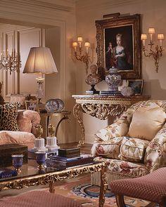 Living Room details - William R Eubanks
