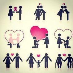 O amor é lindo!