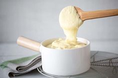Aligot traditionnel d'Auvergne: photo de la recette