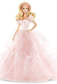 Barbie Collector Doll Birthday Wishes Barbie 2013 Mattel Barbie, Barbie 2013, Barbie Blog, New Barbie Dolls, Barbie And Ken, Barbie Dress, Barbie Clothes, Barbie Style, Barbie Birthday