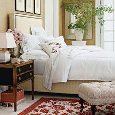 Gramercy Bed #williamssonoma