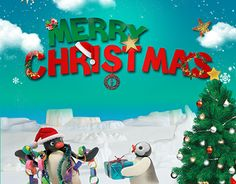 "Check out new work on my @Behance portfolio: ""Pingu's English Indonesia - Christmas Greetings"" http://be.net/gallery/32614549/Pingus-English-Indonesia-Christmas-Greetings"