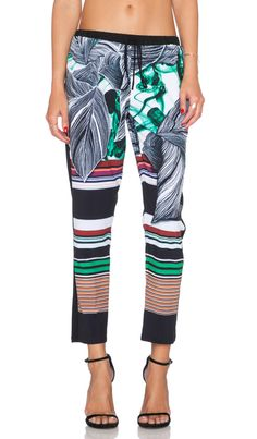 Clover Canyon Jade Storm Pant in Multi | REVOLVE