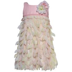 Dreamstar Little Girls Fuchsia Love Detail Lace Trim 2 Pc Legging Set 4-6X