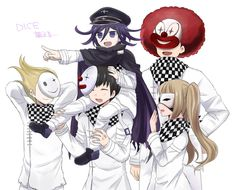 CUUUTE OUMA AND HIS PRANKSTER FRIENDS! <3