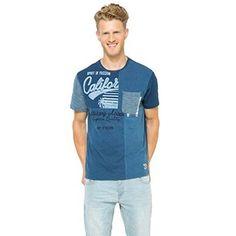 Chollo en Amazon España: Camiseta Desigual Alec por solo 36,96€ (un 38% de descuento sobre el precio de venta recomendado y precio mínimo histórico)