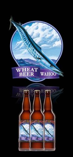 The Wahoo Wheat from Ballast Point in SD.  Really good summer beer.