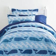 boys ocean comforter twin - Google Search