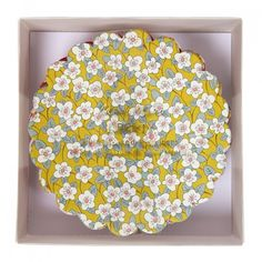 Meri Meri Liberty Print Coasters   Luxury Party Supplies   The Original Party Bag Company