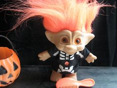 Halloween Troll by dibyoung on Etsy