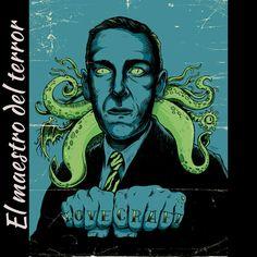 Howard Phillips Lovecraft, el maestro del terror