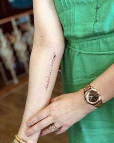 Fish Tattoos, Tatoos, Delicate Tattoo, Inspiration Tattoos, Fashion, Get A Tattoo, Female Forearm Tattoo, Inside Arm Tattoos, Word Tattoos