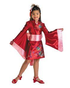 KIMONO   ... Girls Costumes / Classic Girls Costumes / Kimono Cutie Child Costume
