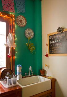 Interiores #116: Vida nueva   Casa Chaucha ( bacha)