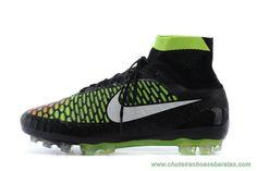 lowest price 058c9 9a0ae Nike Magista Obra AG ACC Preto VOLT Masculino chuteira futebol Sandals  Online, Birkenstock Sandals