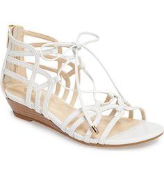 Main Image - Isolá Elisia Lace-Up Sandal (Women)