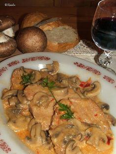 Kataríny kuchyne: 03 Mäsové pokrmy z bravčového mäsa