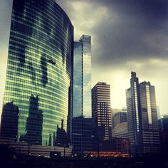 The Windy City ☁ #chicago #neocon2013 #neoconography