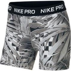 Nike Mädchen Dri-fit Shorts Pro, grau/schwarz, M NikeNike Cheer Shorts, Sport Shorts, Boy Shorts, Volleyball Tips, Volleyball Shorts, Volleyball Setter, Volleyball Pictures, Sports Bra Outfit, Sport Outfits