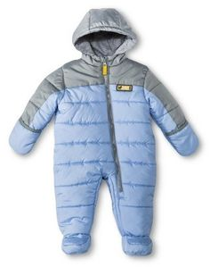 Carter's Just One YouTM Made by Newborn Boys' One Piece Snowsuit on shopstyle.com