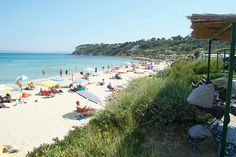 Camping direkt am Strand, Cote d'Azur