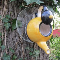 83 best tea pot birdhouses images on Pinterest | Tea pots ... Tea Pot Bird House Designs on porcelain bird houses, spoon bird houses, tree bird houses, coffee bird houses, book bird houses, kettle bird houses, watering can bird houses, basket bird houses, flower bird houses, christmas bird houses, clock bird houses, tea cup bird feeder poem, really easy bird houses, easy to make bird houses, silver bird houses, cream bird houses, teacup bird houses, vintage bird houses, pan bird houses, box bird houses,