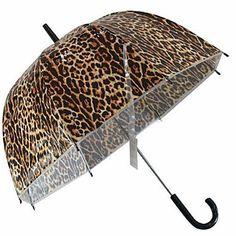 Extra grosso POE Umbrella com náilon e Chrome Terminado Suporte - BRL R$ 67,39