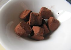 Hanne K's verden: En slags C-Lakrids - lakrids, chokolade og kaffe i skøn forenighed