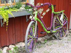 Knit Grafitti Bike | Flickr - Photo Sharing!