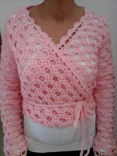 Maglioncino rosa