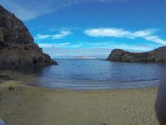 Imagen de Sophie Nicol en Papagayo, Los Ajaches, Yaiza, Lanzarote.