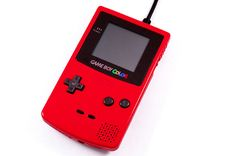 1TB USB 30 Game Boy Color Hard Drive  Berry by 8BitMemory on Etsy, $159.99